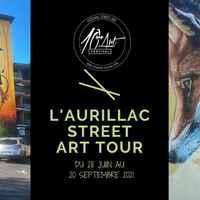 Aurillac street art
