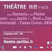 théâtre aurillac