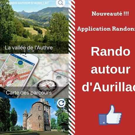 Application Randonnée