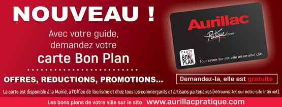 Aurillac pratique version 2018